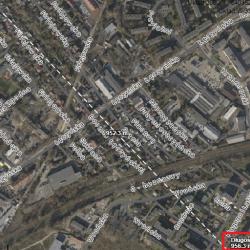 Odległość mieszkańców z ulicy Plagego i Laśkiewicza do lokalu wyborczego na ul. Bronowickiej