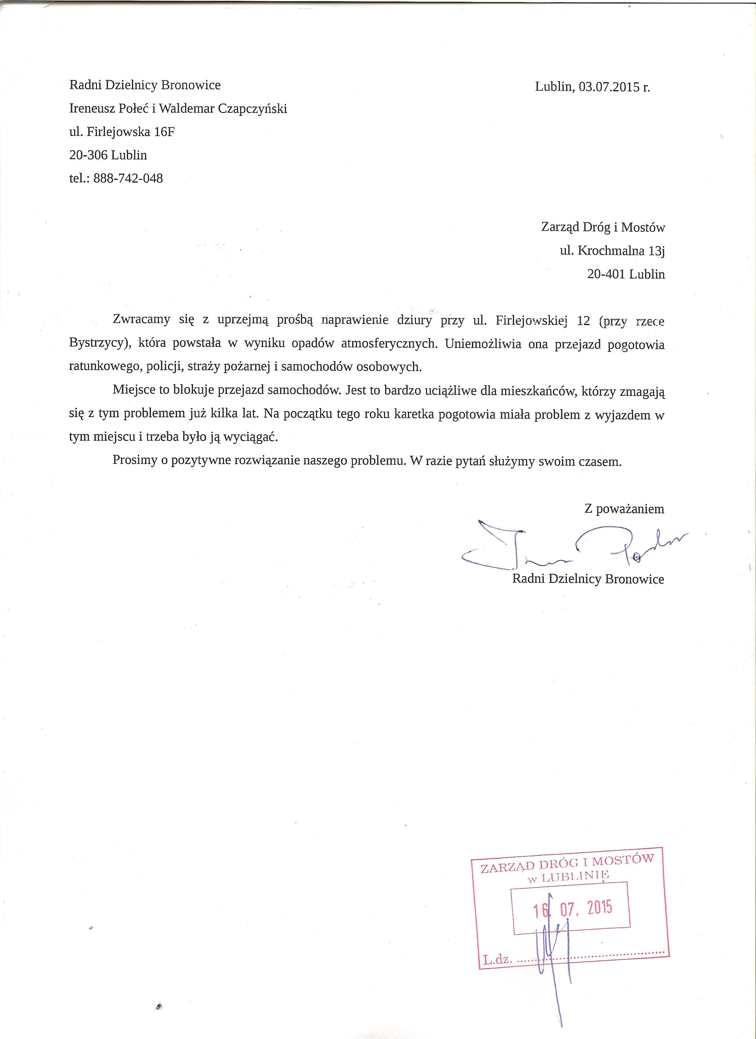 ul_firlejowska_12_uruchomienie_przejazdu