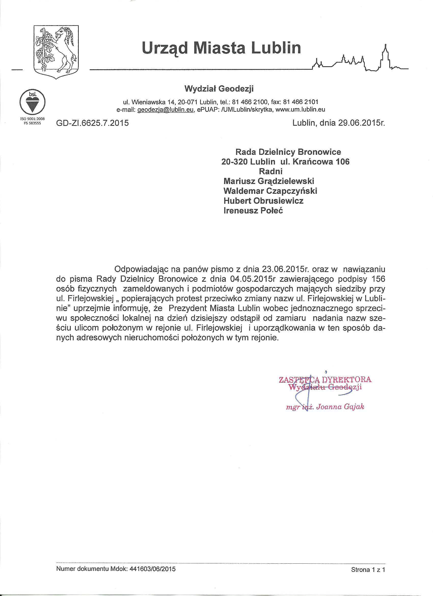odpowiedz_w_sprawie_zmiany_nazwy_ul_firlejowskiej