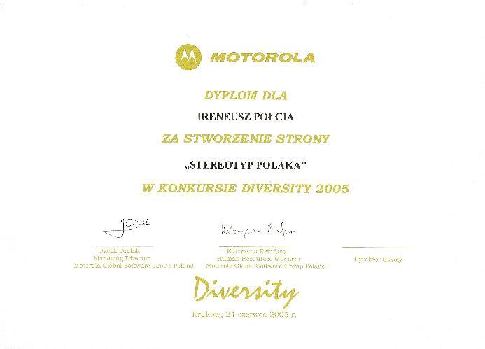 Diversity 2005