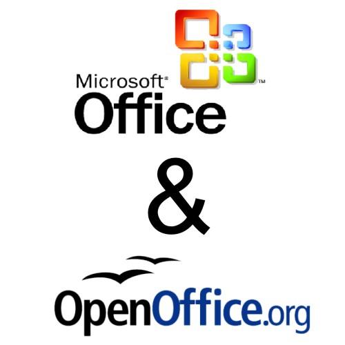 OpenOffice & Microsoft Office