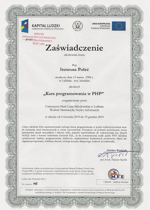 certyfikat_kurs_programowania_php2