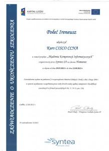 Kurs Cisco CCNA