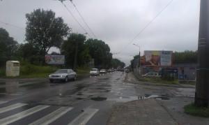 Remont ul. Łęczyńskiej