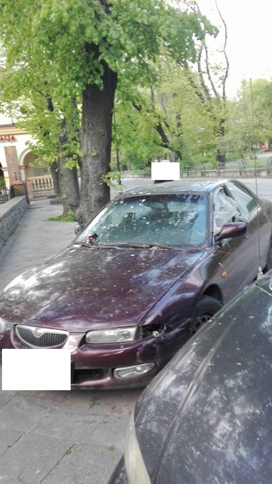 Bronowicka Samochód