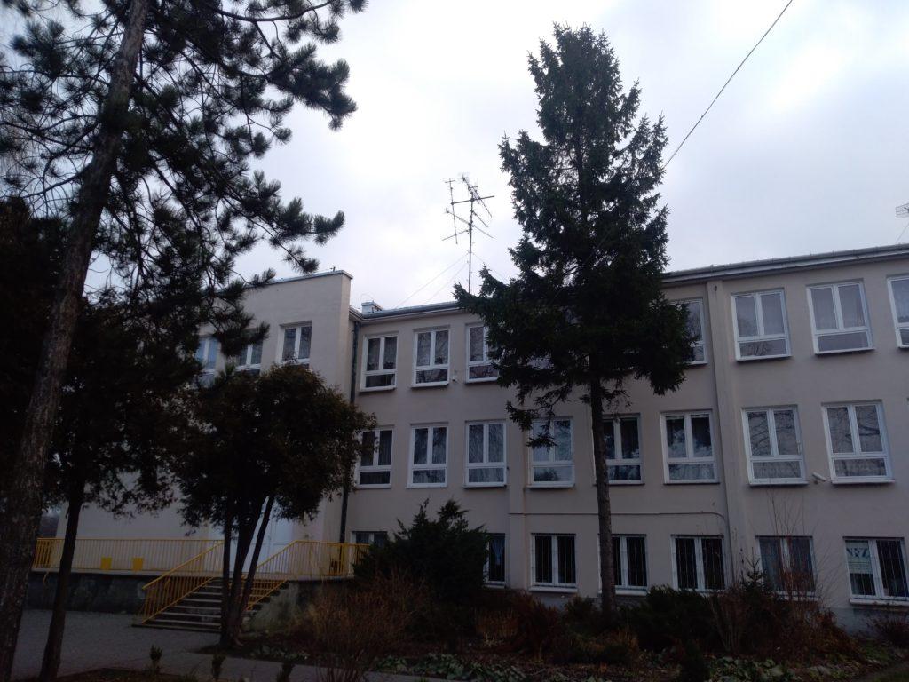Kamera na ul. Bronowickiej w Lublinie
