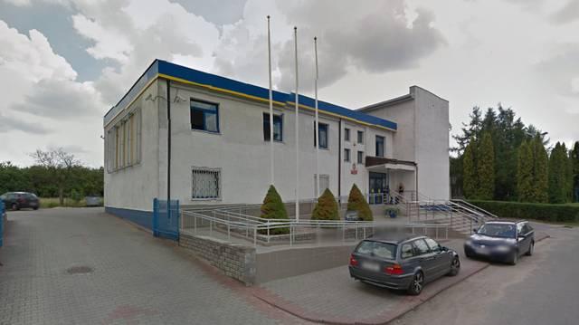 Siedziba urzędu skarbowego w Rypinie
