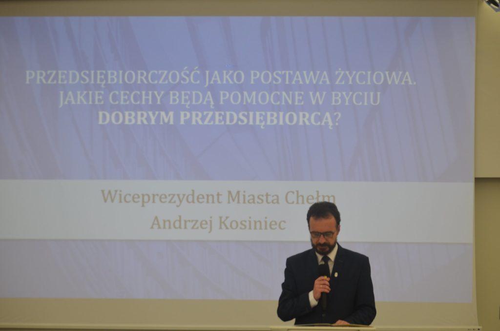 Maraton Przedsiębiorczości w Chełmie - ZPP Lubelskie
