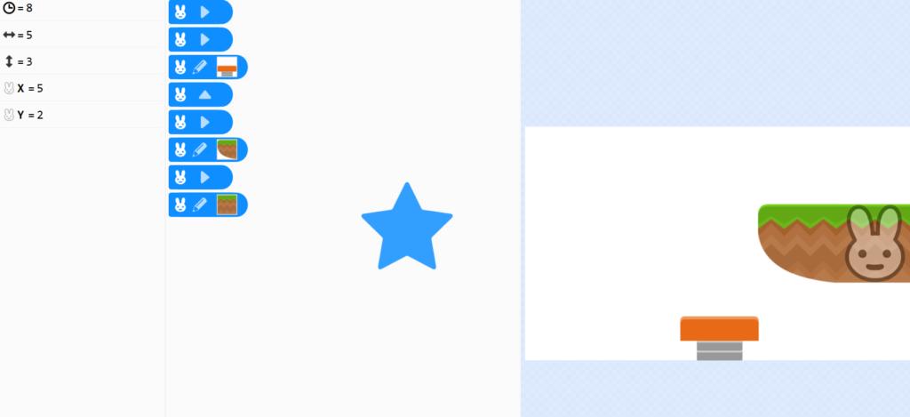 Pix Blocks - zdobywanie gwiazdek